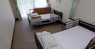 施設の案内画像_ベッドルーム
